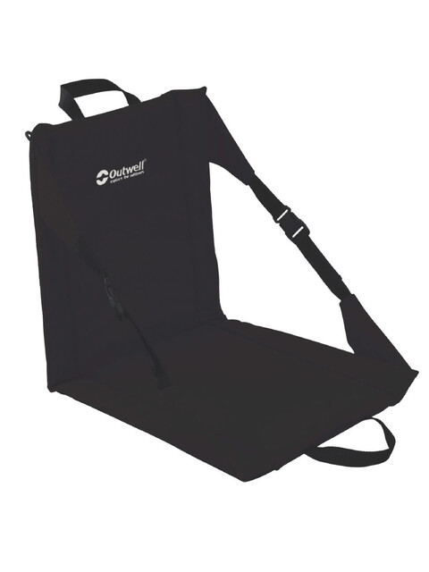 Outwell Folding Beach Chair black